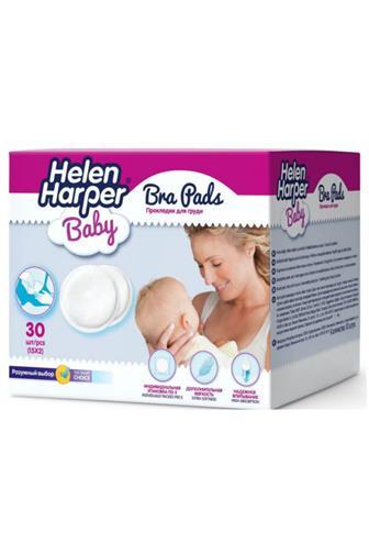 Helen Harper Baby prsní tampony 30 ks