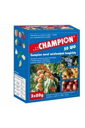 Champion 50 WG 3 x 20 g