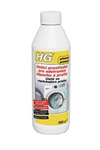 HG čistící prostředek pro odstranění zápachu z pračky 500 ml
