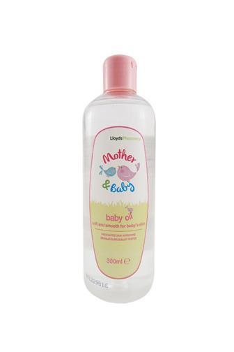 Baby active dětský olej 300 ml