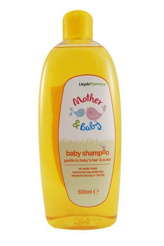 Baby active dětský šampon 500 ml