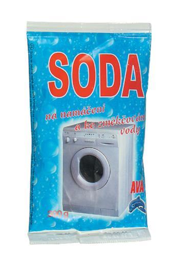 Ava soda na změkčování vody 300 g