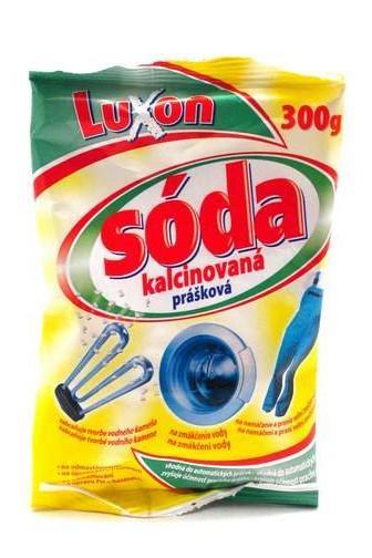 Luxon Soda kalcinovaná 300 g