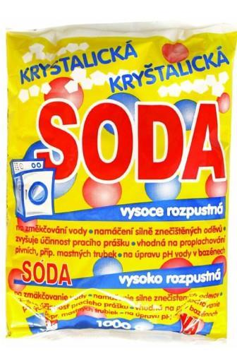Ava Soda krystalická vysoce rozpustná 1 kg