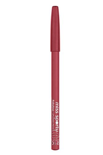 Miss Sporty Fabulous tužka na rty Cheerful Pink 210