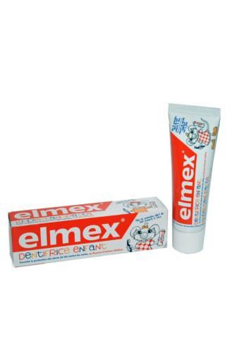 Elmex s aminfluoridem 0-6 let dětská zubní pasta 50 ml