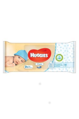 Huggies Pure 56 ks