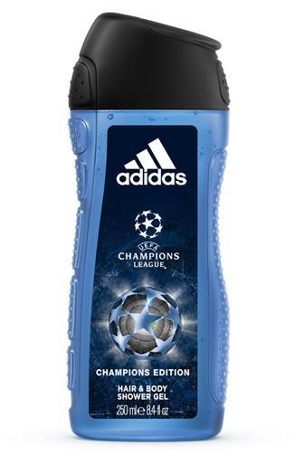Adidas 2v1 Champions League sprchový gel 250 ml