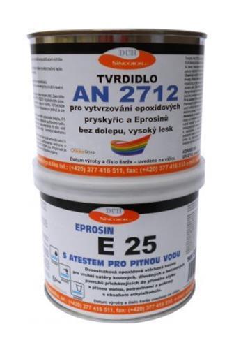 Eprosin E 25 bílá stěrková hmota 535 g