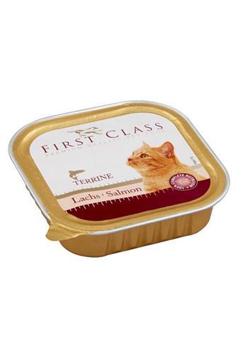 First Class s lososem pro kočky 100 g