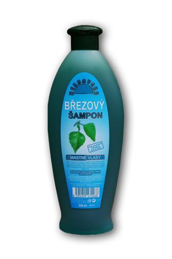 Herbavera Březový šampon 550 ml