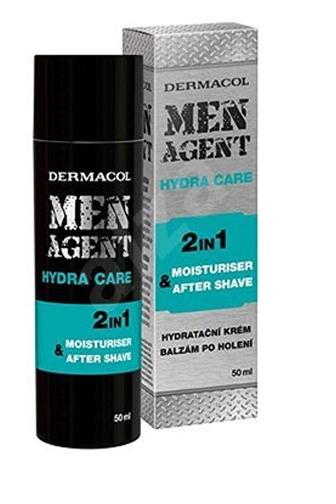 Dermacol Men Agent Hydra Care hydratační krém balzám po holení 50ml