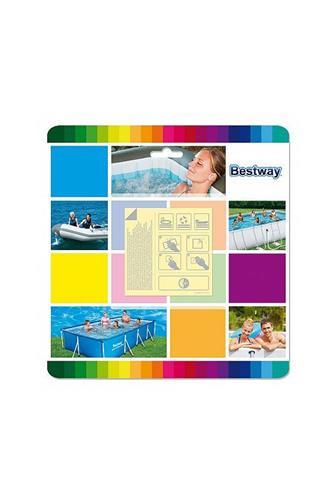 Bestway bazénová sada voděodolných záplat 10 ks