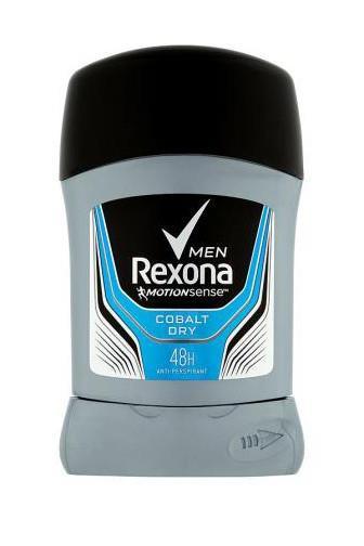 Rexona Men Cobalt 24hr tuhý antiperspirant 50 ml