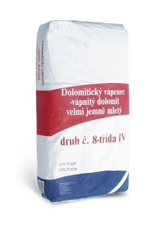 Agro Dolomitický vápenec jemně mletý 40 kg