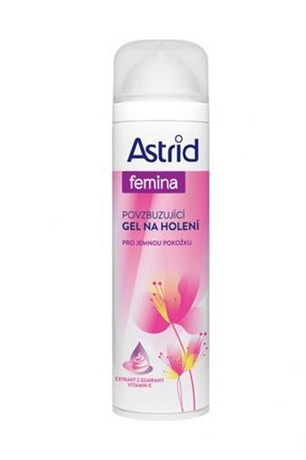 Astrid Femina Povzbuzující gel na holení 200 ml
