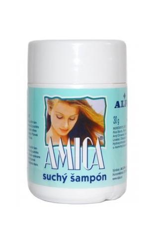 ALPA Amica Suchý odmaštující šampon na mastné vlasy 30 g