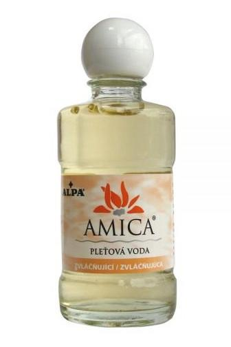 Alpa Amica zvláčňující pleťová voda 60 ml