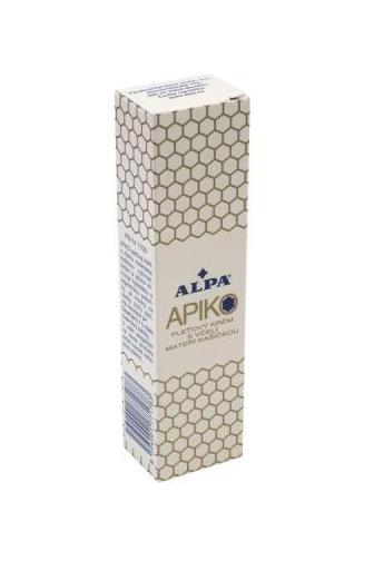 Alpa Apiko pleťový krém 40 g