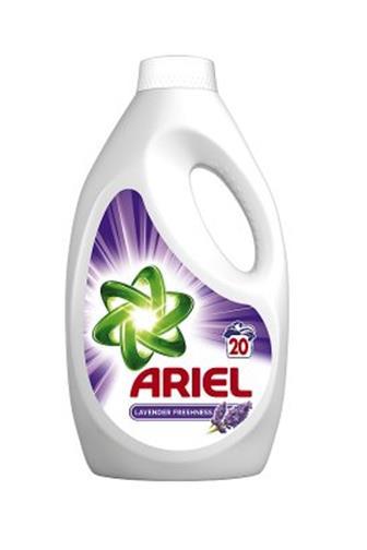 Ariel gel lavender prací prostředek (20 dávek) 1,1 l