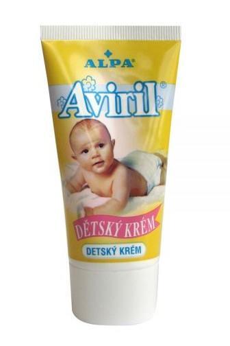 Alpa Aviril dětský krém na opruzeniny 50 ml