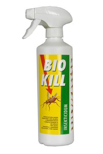 Bio Kill k hubení hmyzu spray 450 ml