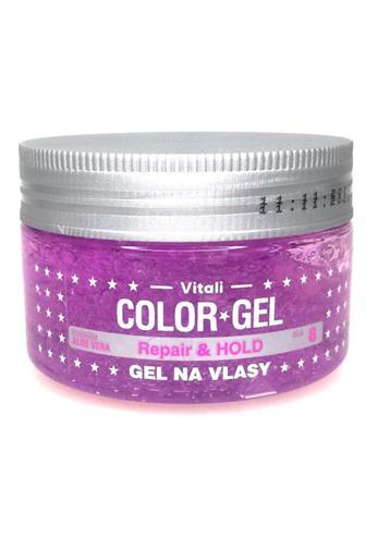 Color gel na vlasy Aloe Vera 190 ml