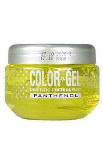 Color gel na vlasy Panthenol (žlutý) 175ml