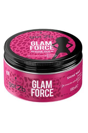 Got2b Glam Force vosk na vlasy 100 ml