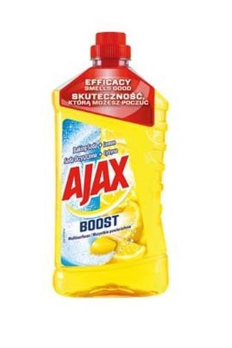 Ajax Boost Baking Soda + Lemon univerznální čisící prostředek 1 l