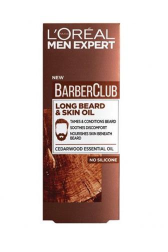 L´oréal Paris Men Expert Barber Club olej na vousy 30ml