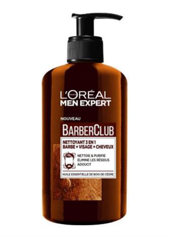 Ľoréal Men expert BarberClub péče o tvář /vousy a vlasy 200ml