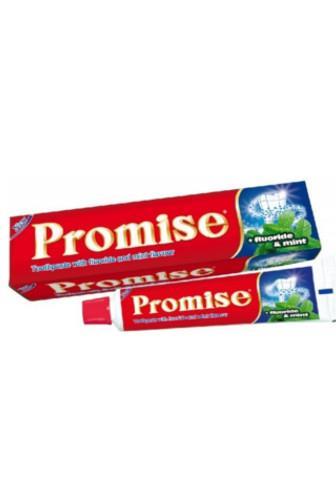 Promise zubní pasta s fluórem příchut' máty 100 g