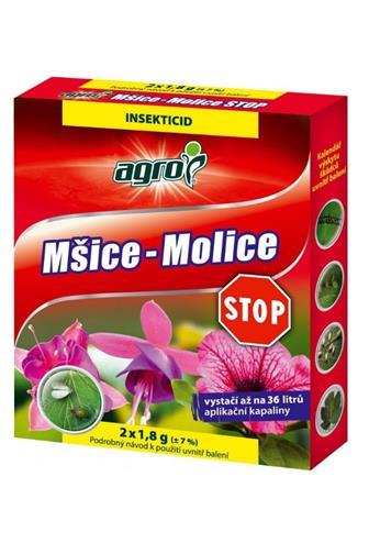 Agro Mšice Molice Stop 2 x 1,8 g