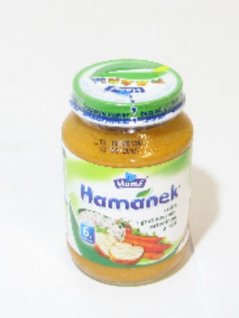 Hamánek rýže,kuře 190g