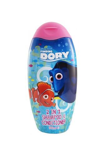 Disney Hledá se Dory 2v1 dětský šampon & kondicionér 300 ml
