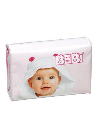 Bebi dětské mýdlo (růžové) 100g