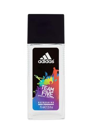 Adidas Team Five deo sklo 75 ml