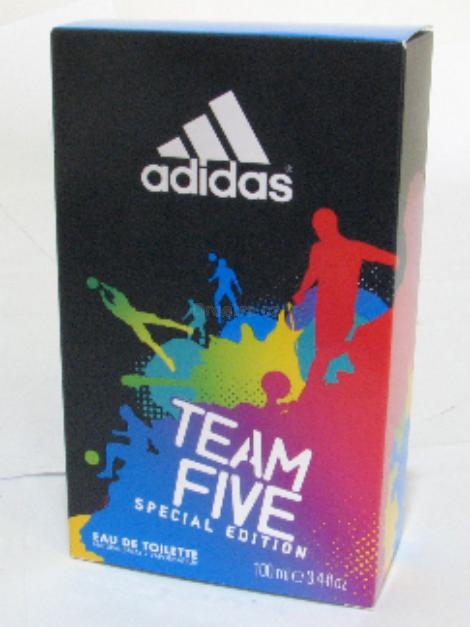 Adidas Team Five EdT 100 ml