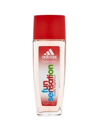 Adidas Fun Sensation deo sklo 75 ml