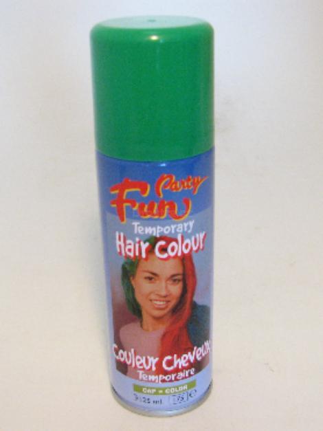Fun Hair Colour zelená 125ml