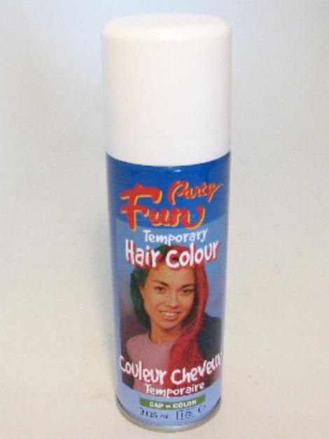 Fun Hair Colour bílá 125ml