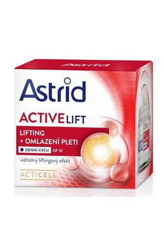 Astrid Active Lift omlazující krém denní 50+ 50 ml