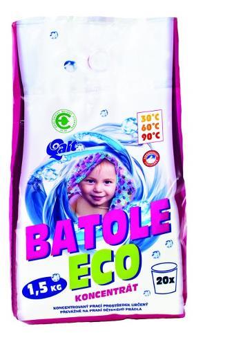 Qualt Batole Eco prací prostředek 1,5 kg