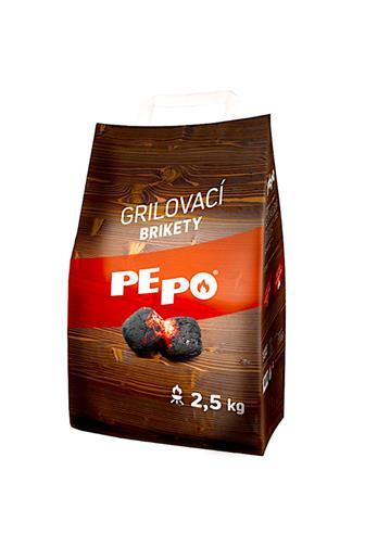 PE-PO brikety 2,5 kg