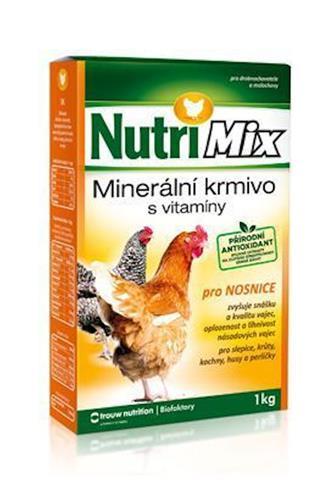 Nutri Mix pro drůbež nosnice 1 kg