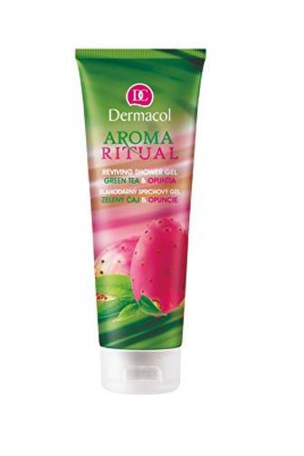 Dermacol Aroma Ritual Zelený čaj a Opuncie sprchový gel 250 ml