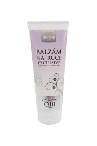 Bione Cosmetics BIO Balzám na ruce Exclusive koenzym Q10 200ml