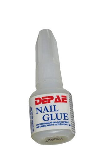Lepidlo na nehty se štětečkem 7 g