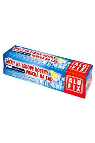 Alufix sáčky na led, 280 kostek v krabičce balení 10 ks